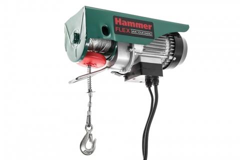 products/Таль электрическая HAMMER ETL500 (арт. 379046)