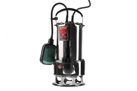 products/Насос дренажный Hammer NAP1000DInox (642893)