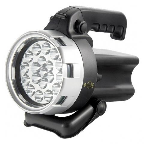 products/Фонарь поисковый, аккумуляторный, 19 LED// Stern 90533