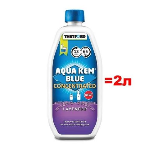 "products/Концентрат Thetford ""АкваКемБлю Лаванда"" 0,78 л (аналог 2 литра обычной жидкости)  30627CW"
