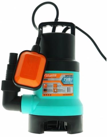 products/Насос погружной дренажный Sturm WP9775P