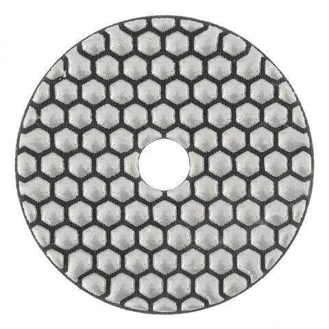 products/73501 Алмазный гибкий шлифовальный круг, 100 мм, P 100, сухое шлифование, 5шт.// Matrix