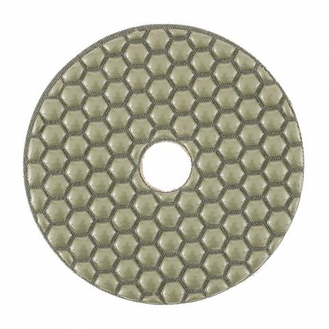 products/73502 Алмазный гибкий шлифовальный круг, 100 мм, P 200, сухое шлифование, 5шт.// Matrix
