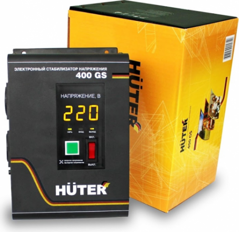 products/Стабилизатор 400 GS HUTER
