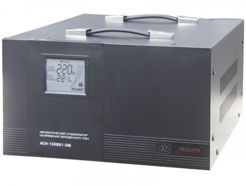 products/Стабилизатор АСН-12000/1-ЭМ Ресанта