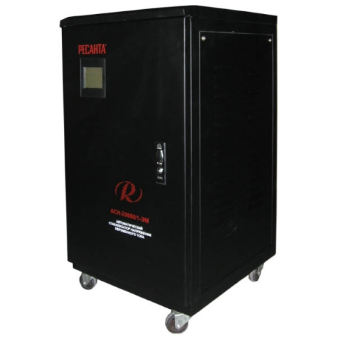 products/Стабилизатор АСН-20000/1-ЭМ Ресанта