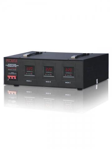 products/Стабилизатор трехфазный АСН-4500/3 Ресанта, арт. 63/4/2