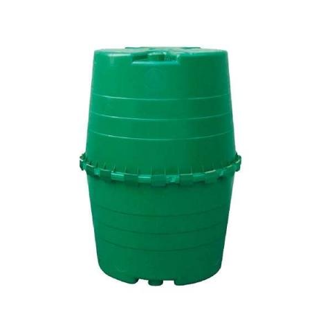 products/Водосборник Graf Top-Tank 1300л, зеленый 323001