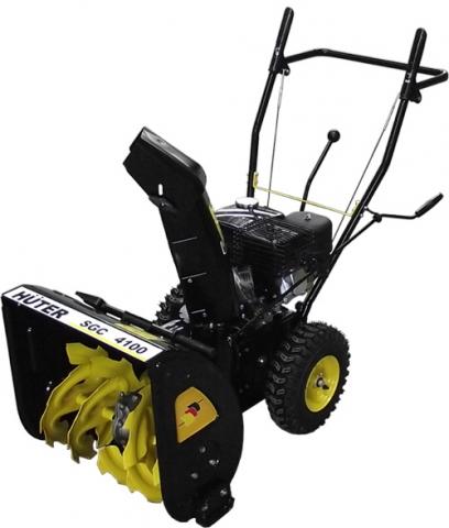 products/Снегоуборщик Huter SGC 4100, 5.5  л.с., 75 кг, 70/7/1