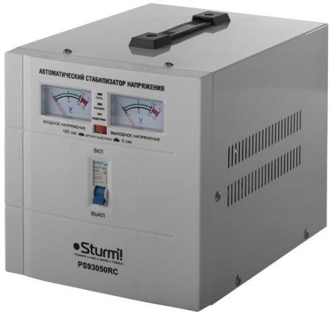 products/Релейный стабилизатор напряжения Sturm PS93050RC