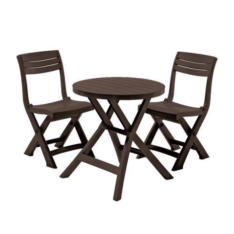 products/Набор балконной мебели Keter Jazz Set коричневый 251037