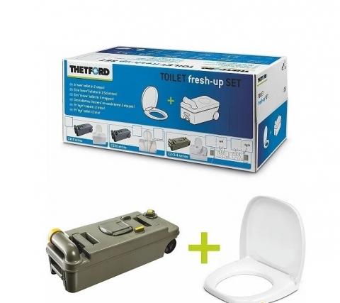 products/Промо-набор для кассет туалета Thetford C2/C3/C4 LH 20057062