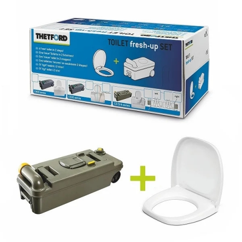 products/Промо-набор для кассет туалета  Thetford C2/C3/C4 RH 20057162