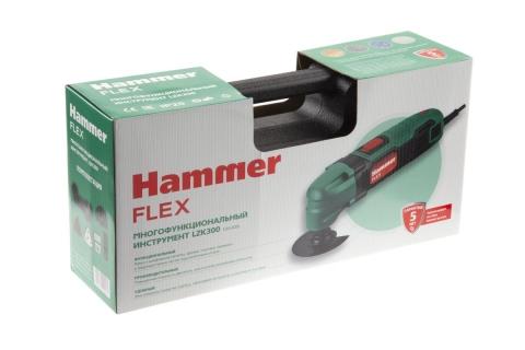 products/Многофункциональный инструмент (реноватор) LZK300 Hammer Flex (599770)