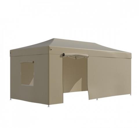 products/Тент садовый Helex 4362 3x6х3м полиэстер бежевый 4362