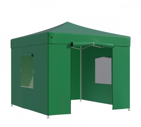 products/Тент садовый Helex 4331 3x3х3м полиэстер зеленый 4331