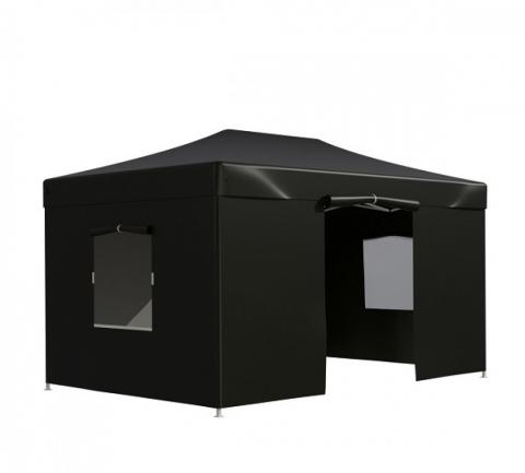products/Тент садовый Helex 4342 3x4.5х3м полиэстер черный 4342